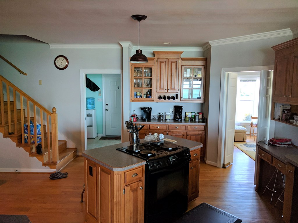 Centrally Located Kitchen
