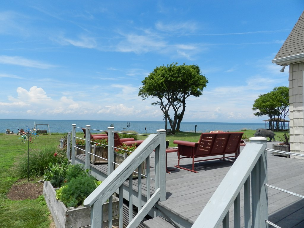 Large Deck with Views of the Bay