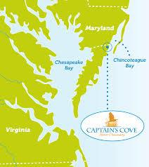 Close to Chincoteague and Wallops!